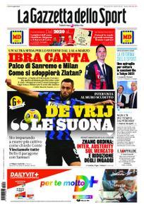 La Gazzetta dello Sport Bergamo – 30 dicembre 2020