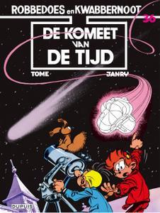 """Strip - """"Robbedoes En Kwabbernoot - 36 - De Komeet Van De Tijd cbr"""