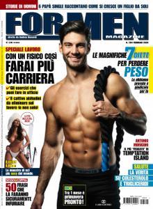 For Men Magazine N.204 - Febbraio 2020