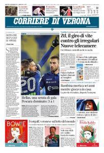 Corriere di Verona – 18 dicembre 2018