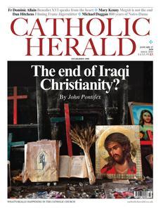 The Catholic Herald - 17 January 2020