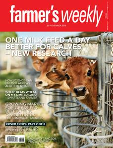 Farmer's Weekly - 30 November 2018