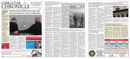 Gibraltar Chronicle – 01 April 2021