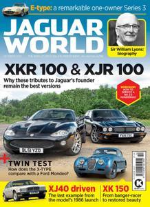 Jaguar World – October 2021