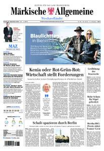 Märkische Allgemeine Westhavelländer - 16. September 2019