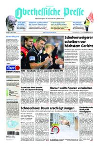 Oberhessische Presse Hinterland - 11. Januar 2019