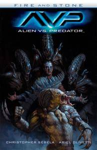 Alien vs Predator - Fire and Stone 2015 digital
