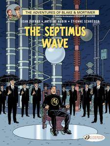 Blake  Mortimer 020 - The Septimus Wave 2015 Cinebook digital