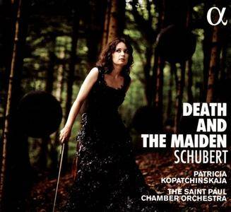 Patricia Kopatchinskaja, The Saint Paul Chamber Orchestra - Schubert: Death and the Maiden (2016)