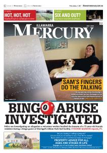 Illawarra Mercury - January 11, 2019