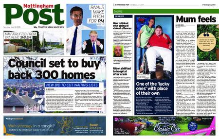 Nottingham Post – July 08, 2019