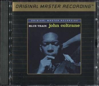 John Coltrane - Blue Train (1957) [MFSL, UDCD 547]