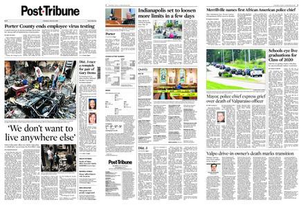 Post-Tribune – May 28, 2020