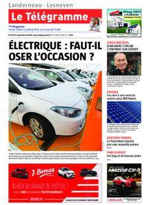 Le Télégramme Landerneau - Lesneven – 18 mai 2019