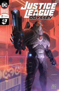 Justice League Odyssey 017 2020