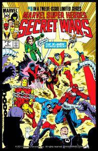Captain America v1 292f Marvel Super Heroes Secret Wars 05
