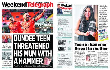 Evening Telegraph First Edition – May 18, 2019