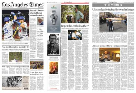 Los Angeles Times – October 07, 2019
