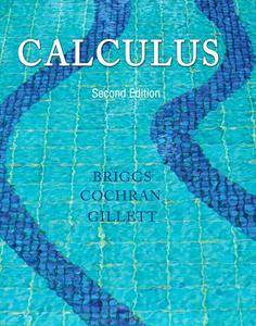 Calculus (2nd Edition)