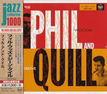 Phil Woods & Gene Quill Sextet - Phil And Quill (1956) {2014 Japan Jazz Collection 1000 Columbia-RCA Series SICP 4037}