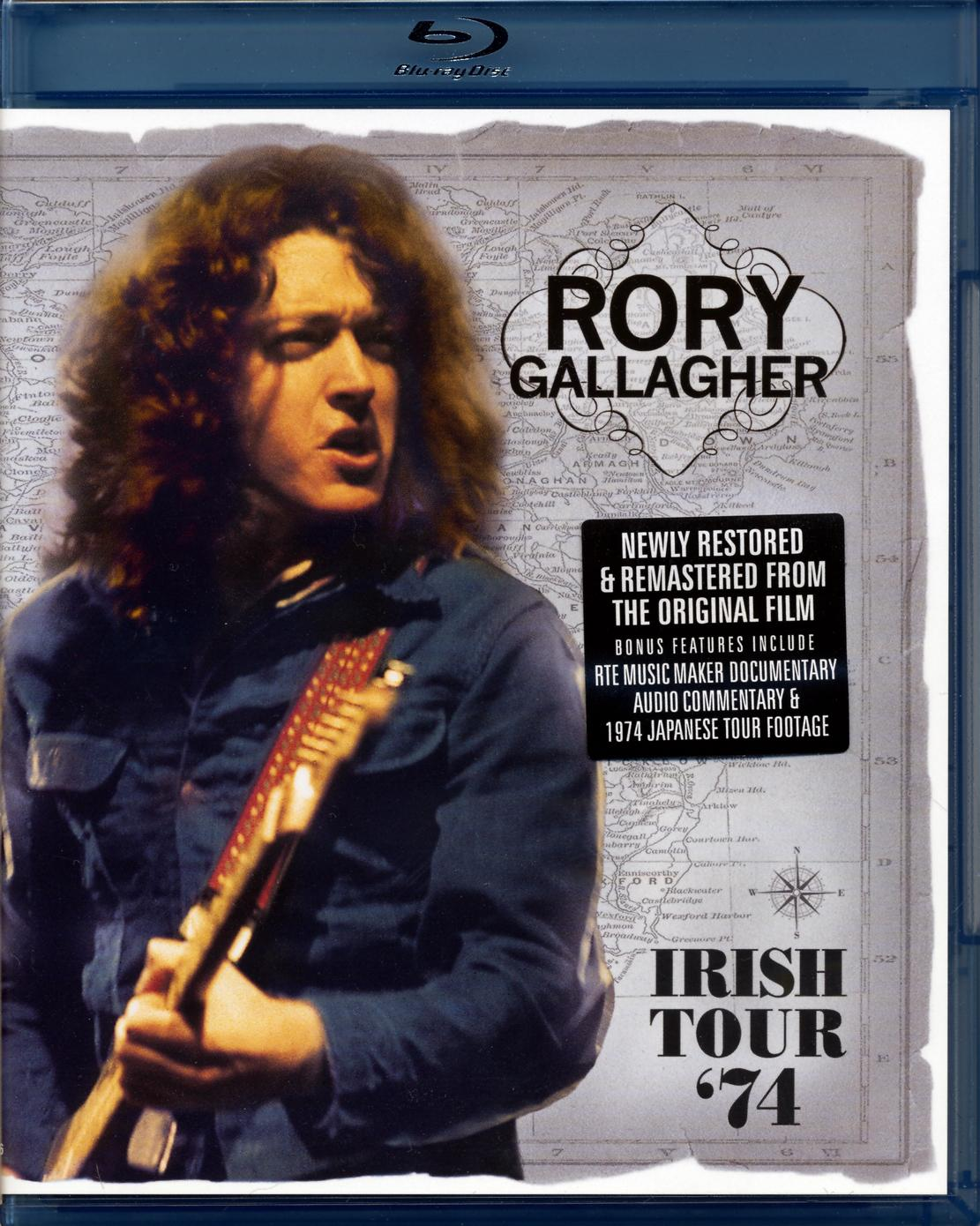 Rory gallagher irish tour 74 rar