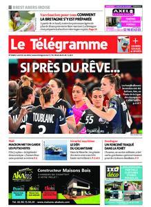 Le Télégramme Brest Abers Iroise – 31 mai 2021