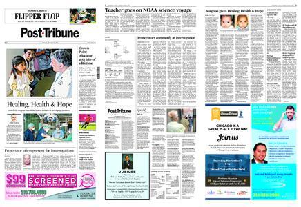 Post-Tribune – October 15, 2018