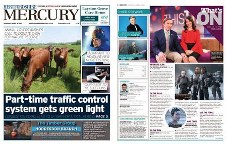 Hertfordshire Mercury – April 29, 2021