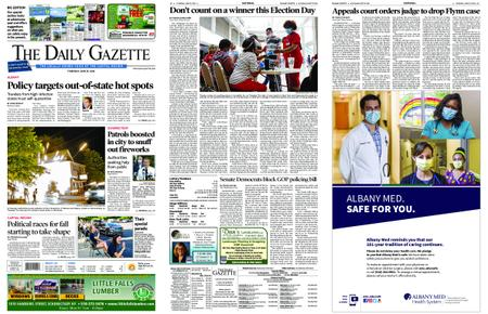 The Daily Gazette – June 25, 2020