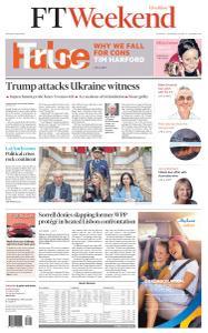 Financial Times USA - November 16, 2019