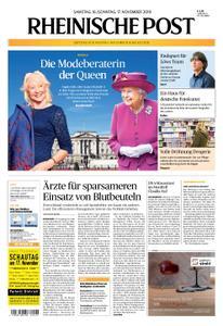 Rheinische Post – 16. November 2019