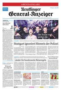 Reutlinger General-Anzeiger - 26. Juni 2020