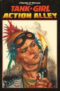 Titan Comics-Tank Girl Vol 01 Action Alley 2019 Retail Comic eBook