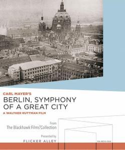 Berlin Symphony of a Great City / Berlin: Die Sinfonie der Grosstadt (1927)