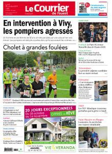Le Courrier de l'Ouest Cholet – 28 octobre 2019