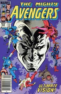 Avengers 254 (1985) (MrWoodman
