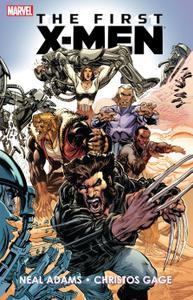 First X-Men (TPB) (2013) (Digital)