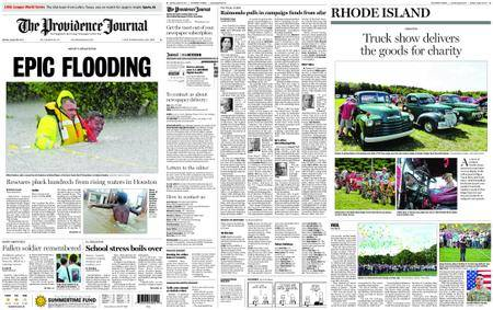 The Providence Journal – August 28, 2017