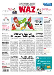 WAZ Westdeutsche Allgemeine Zeitung Gelsenkirchen - 20. März 2019