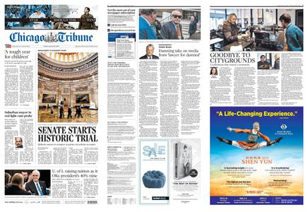 Chicago Tribune – January 17, 2020