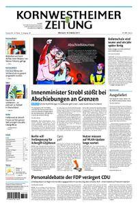 Kornwestheimer Zeitung - 18. Oktober 2017
