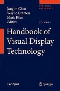 Handbook of Visual Display Technology