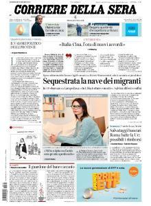 Corriere della Sera - 20 Marzo 2019