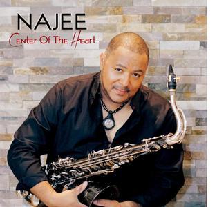 Najee - Center of the Heart (2019) {Shanachie}