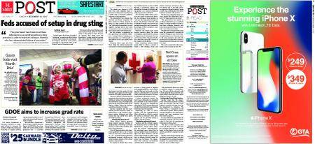 The Guam Daily Post – December 10, 2017