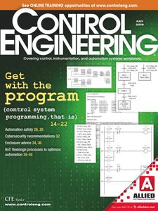 Control Engineering - July 2019