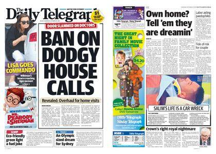 The Daily Telegraph (Sydney) – October 19, 2017