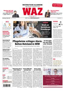 WAZ Westdeutsche Allgemeine Zeitung Gelsenkirchen - 21. März 2019