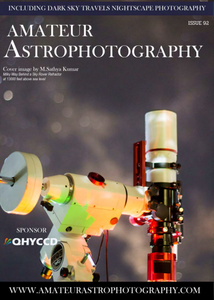 Amateur Astrophotography - Issue 92 2021