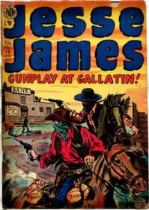 Jesse James 018 (Avon 1954)